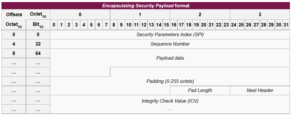 encapsulating-security-payload